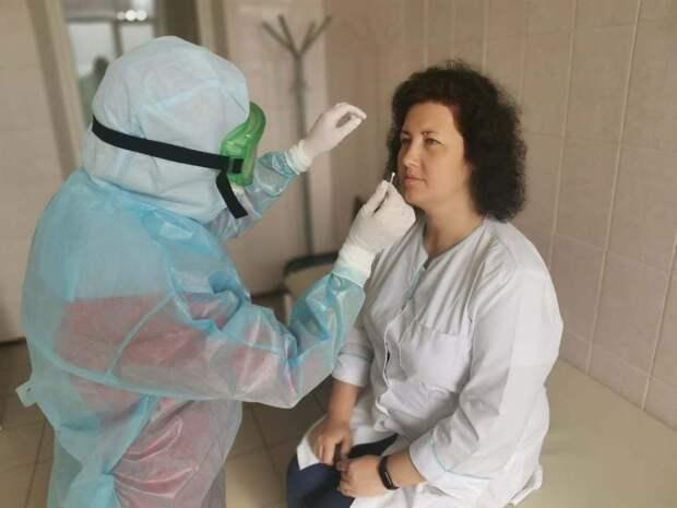 За сутки в России больше выздоровело людей от COVID-19, чем заболело