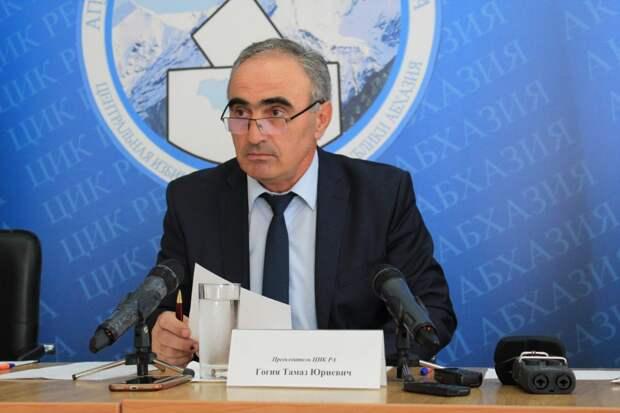 ЦИК Абхазии назначила дату новых президентских выборов
