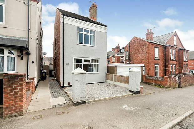 Дом длиной менее 4 метров в Британии продают за £ 140 тыс.