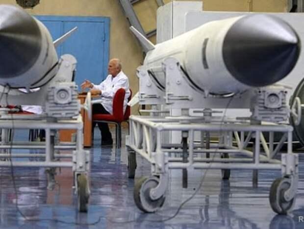 15 минут до Вашингтона – новое оружие России