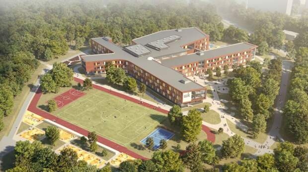 Жидкин: крупнейшую в новой Москве школу построят в Троицке