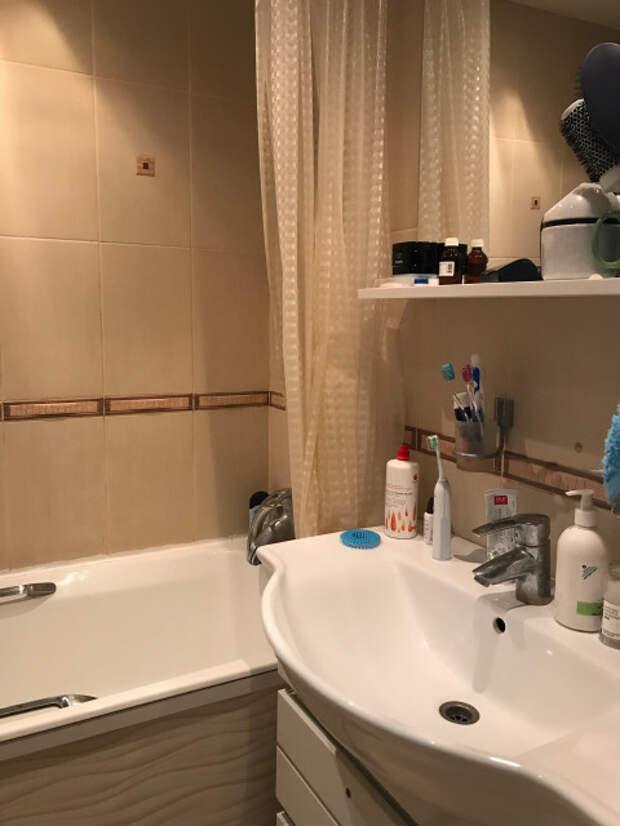 До и после: Из трёшки и однушки П44Т — большая квартира для семьи