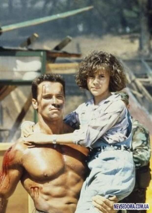 Дети-актёры из кинофильмов 80-90-х годов