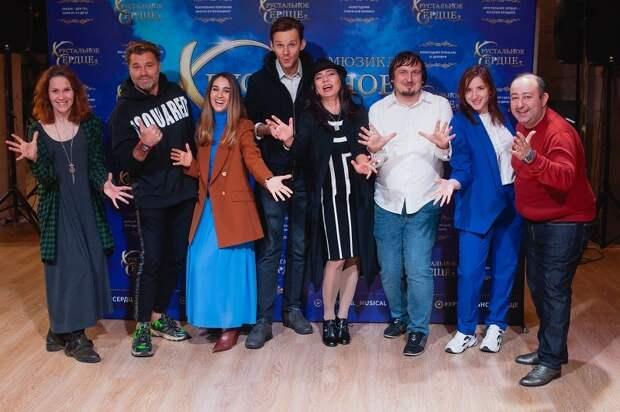 «Хрустальное сердце» в Московском Доме кино