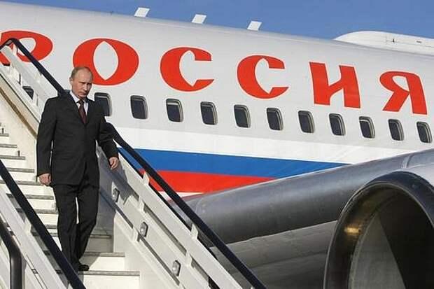 Источник: Атака на Boeing на Украине могла быть попыткой сбить самолет Путина