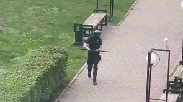 18-летний студент убил в Пермском университете 6 человек