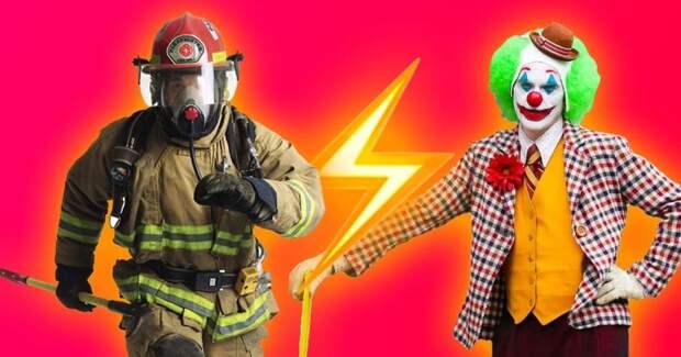 5 фактов о драке клоунов с пожарными, после которой в Торонто сменилась власть