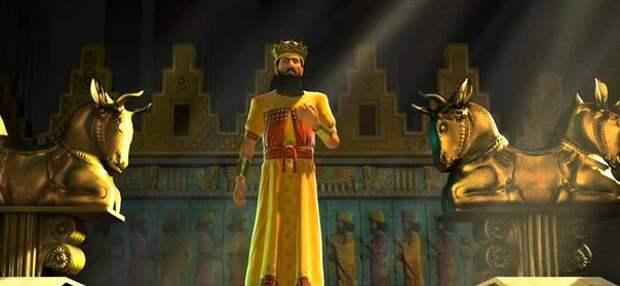 Надежда Чекасина. Дарий I – царь царей