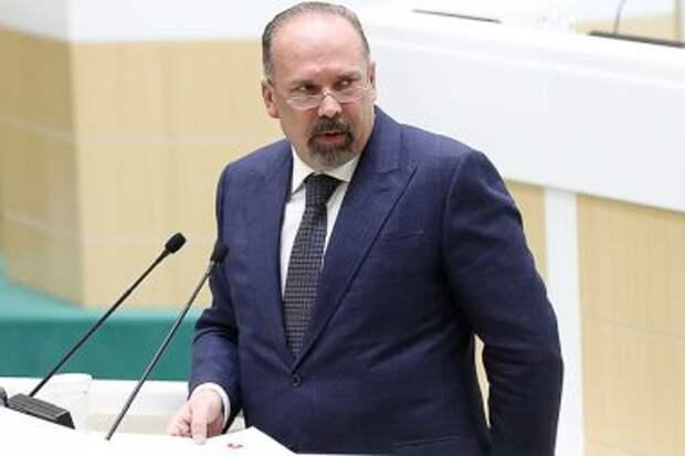 Совфед разрешил задержать аудитора Счетной палаты Михаила Меня