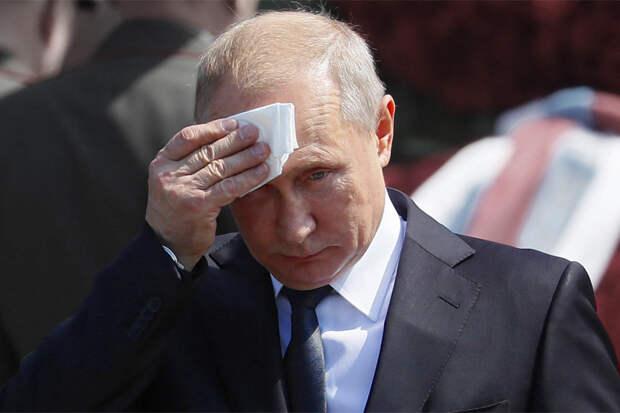 О «необычной и экстраординарной» угрозе для Владимира Путина