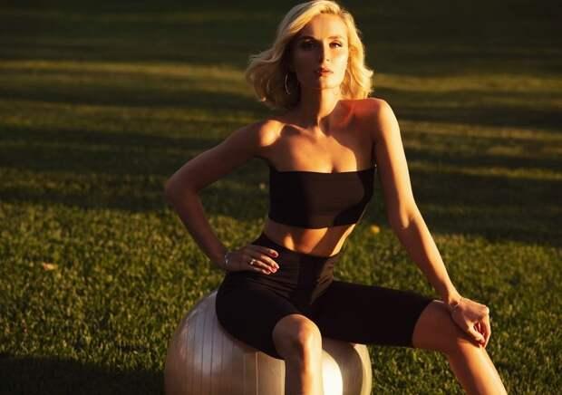 «ЯнезаЗОЖ, совсем нет». Полина Гагарина рассказала, зачем она насамом деле занимается фитнесом