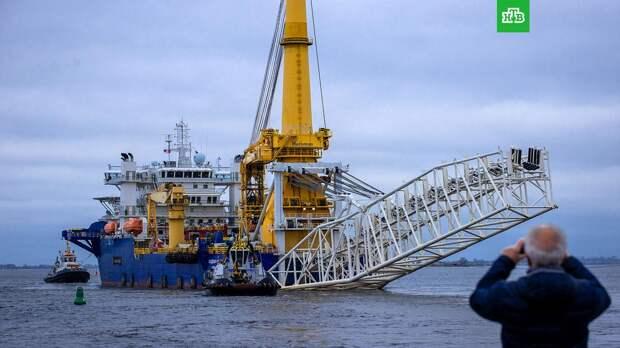 Европарламент пригрозил отказом от нефти и газа из РФ, а также остановкой «Северного потока — 2»