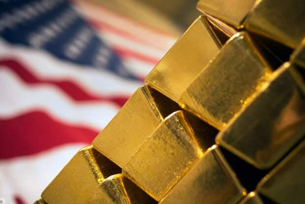 Репутация дороже золота: отток золота из США уничтожит их влияние