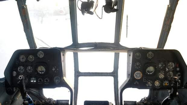 Пилот погиб при крушении вертолета в Краснодарском крае