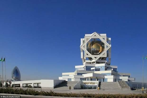 11. Ашхабад, Туркменистан красивые места, места, мир, путешествия, рейтинг, страны, туризм, фото