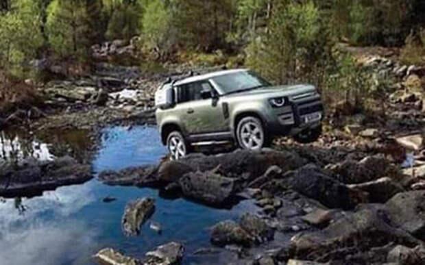 Land Rover Defender: главное стало известно до премьеры