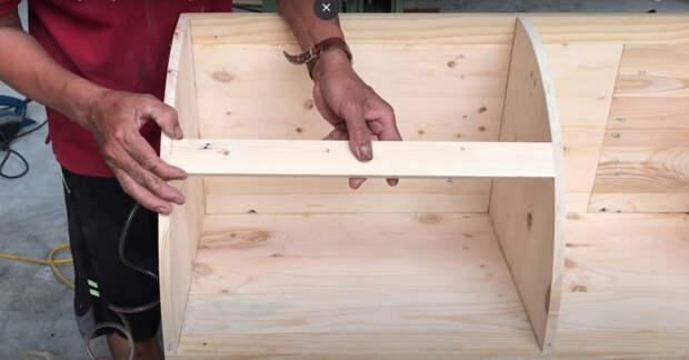 Удивительный проект по недорогому преобразованию деревянных поддонов