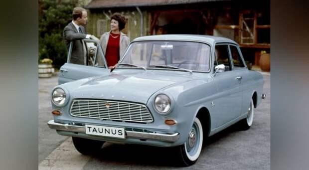 Ford Taunus 12M Василёк, НАМИ, НАМИ-1101, авто, автоистория, автомир, автомобили, разработки