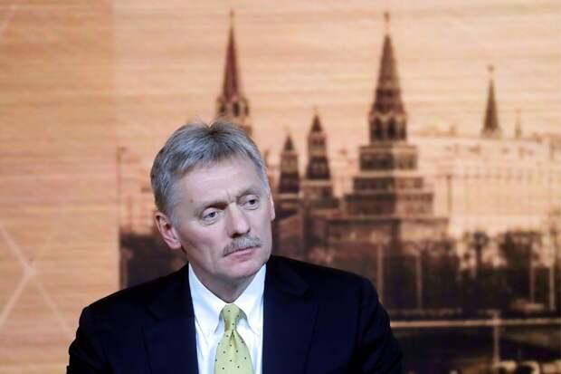 Песков рассказал оросте числа кибератак насайт Кремля