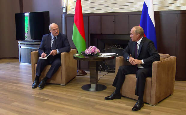 Для чего белорусский президент пугает Россию «майданом»?