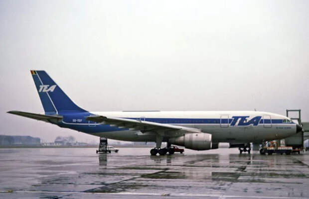 История авиакомпании, которая купила первый Airbus. И история первого самолета Airbus