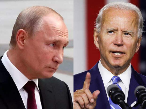 Путин пока не собирается звонить Байдену