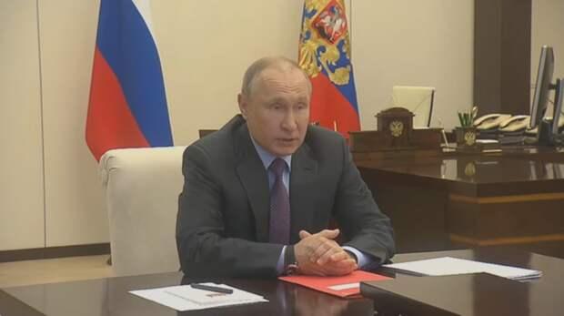 Путин 2021 года уже давно отказался от курса на сотрудничество с Западом - делает вывод Frankfurter Allgemeine
