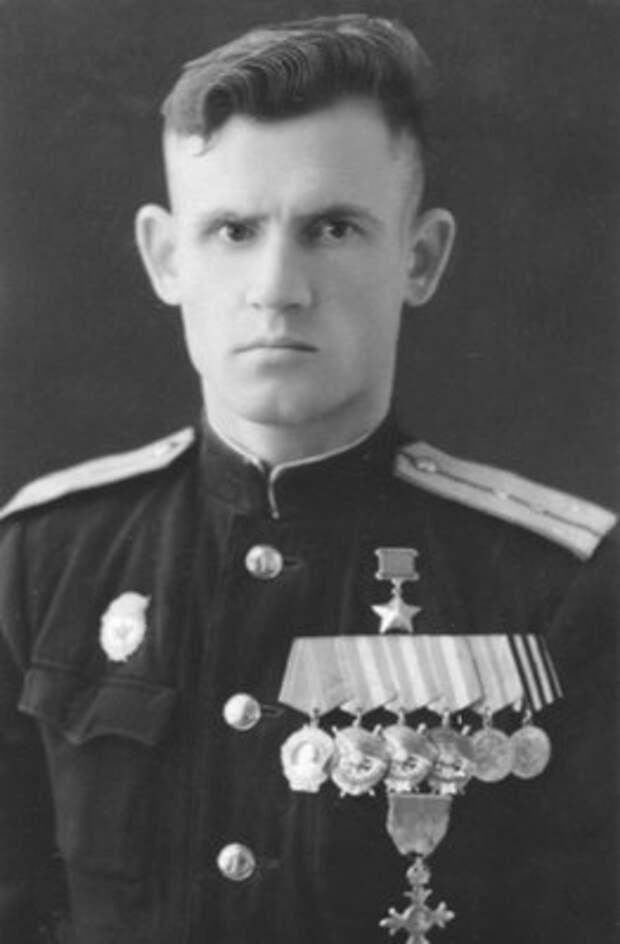 Сорокин, Захар Артёмович — Википедия
