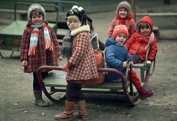 Несерое детство !! СССР, детство, фотографии