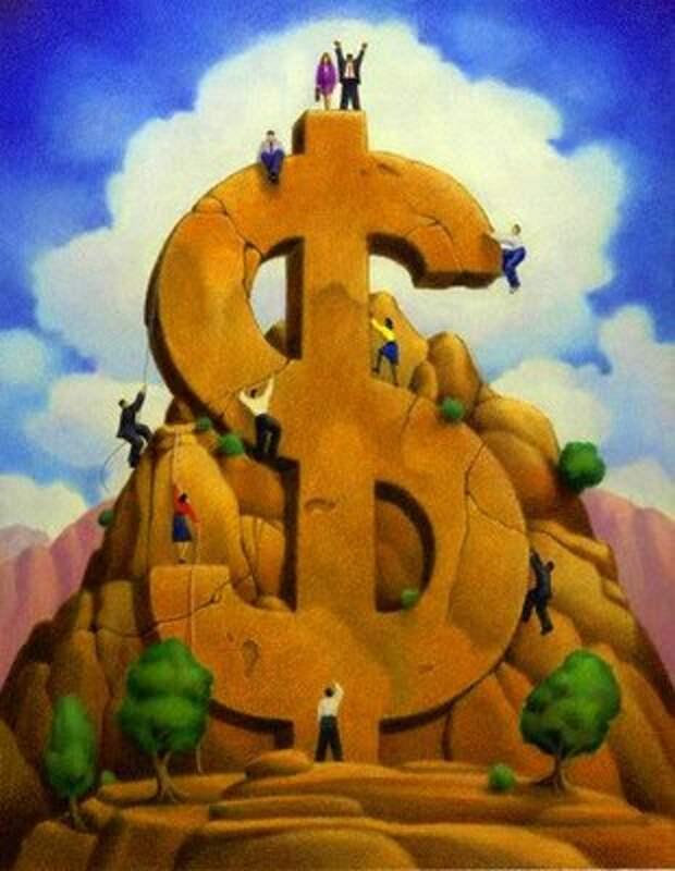 Упражнения для развития правильного отношения к деньгам