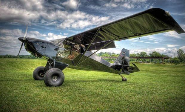 Самолеты-внедорожники: для посадки нужно всего 6 метров земли