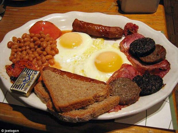 20 национальных завтраков совсего света