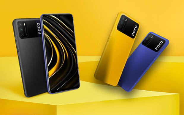 Xiaomi выпустила бюджетный смартфон-долгожитель Poco M3 в России с заметной скидкой для самых шустрых