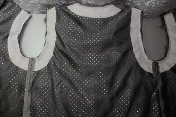 ИГОЛКА С НИТОЧКОЙ. Пошив жилетки из искусственного меха