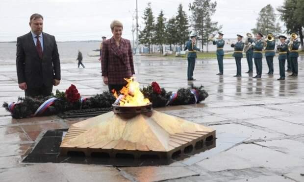 Архангельск сдержанно отмечает День ВМФ