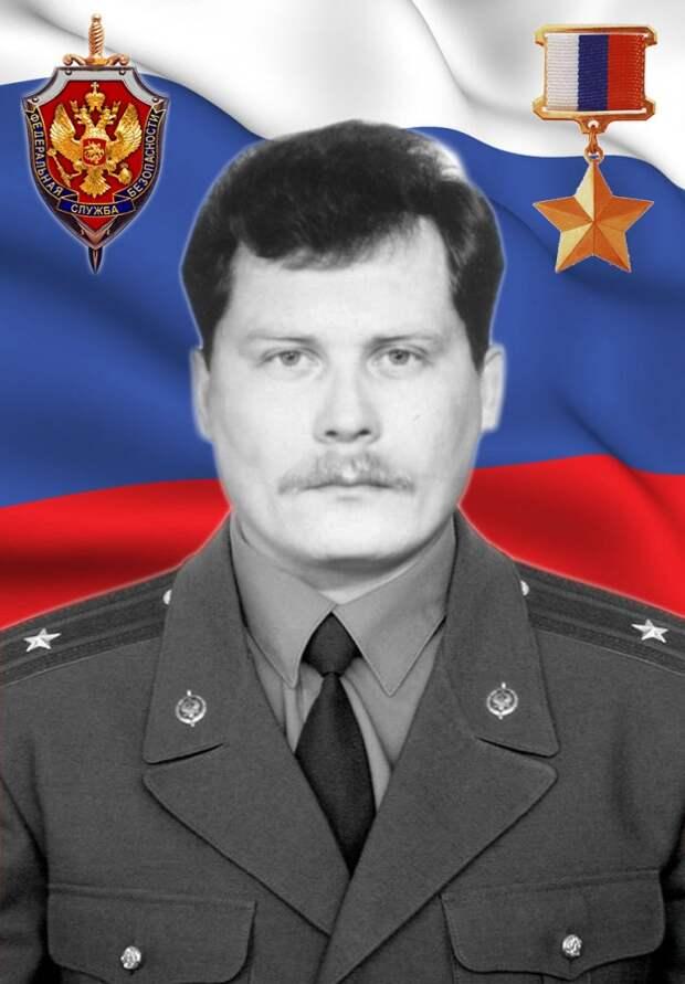 Майор ТЮНИН Андрей Владимирович