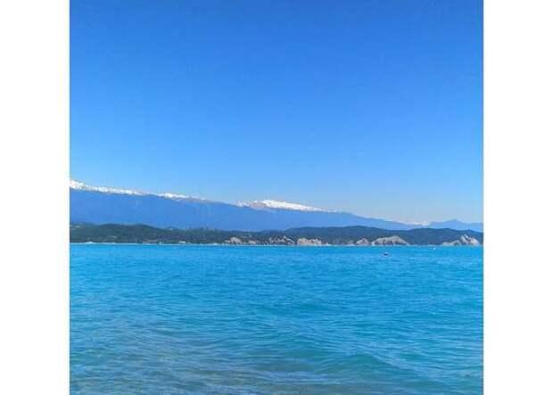Туристка рассказала о райском уголке для отдыха с детьми на Чёрном море