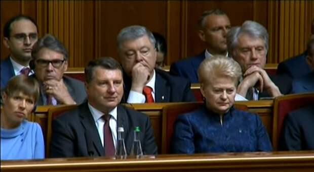 Мишустин собрал в одной компании Порошенко, Тимошенко и Авакова