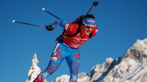 Российские биатлонисты выступят на чемпионате мира под флагом СБР и гимном IBU