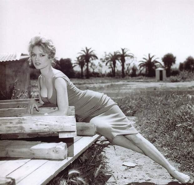 Бриджит Бардо 1958