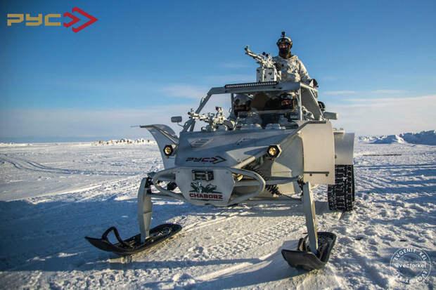 Клеммы на минус: 10 арктических машин