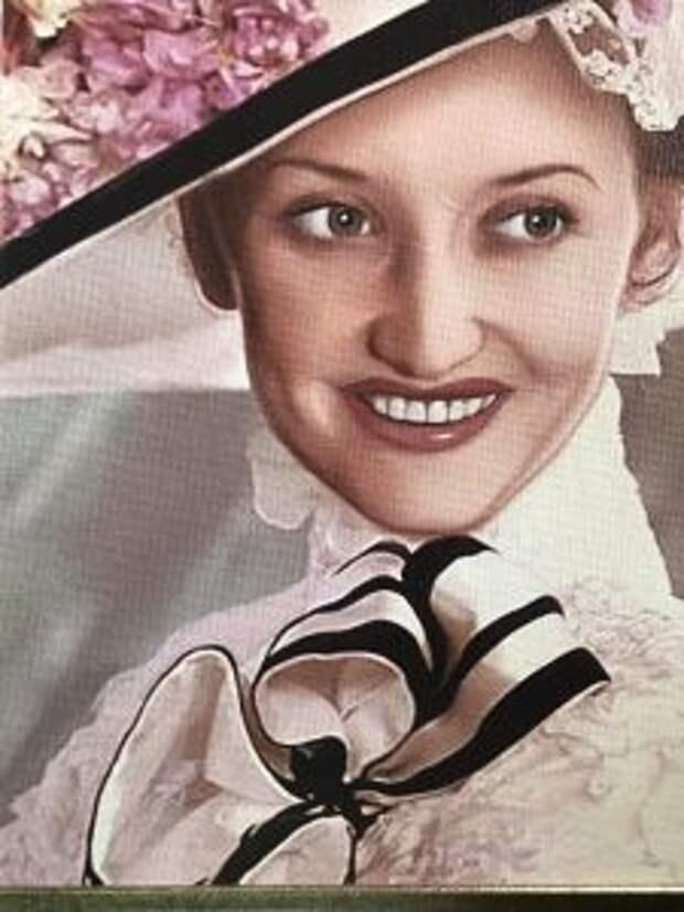 После войны Елена Матвеева танцевала в Московском театре оперетты / Фото из личного архива
