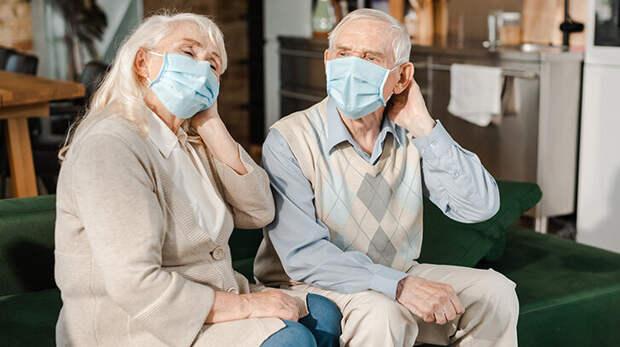 Меры по сбережению людей старшего поколения.