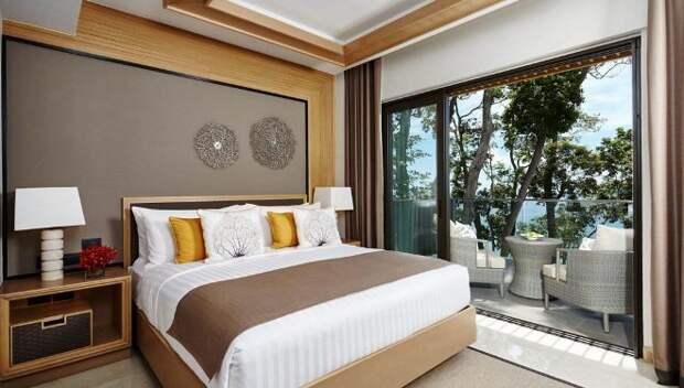 Спальня, совмещенная с лоджией: дизайн и варианты оформления (84 фото)