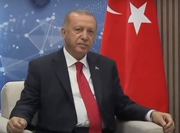 Эрдоган осудил Байдена и похвалил Путина