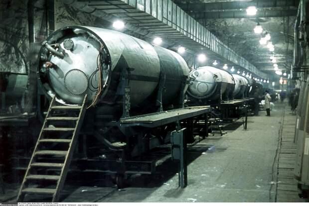 Фау-2 секретное оружие нацистской Германии