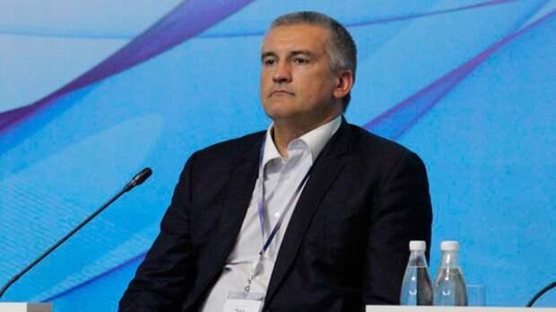 Аксенов раскритиковал Украину за бессильное злорадство на тему Крыма
