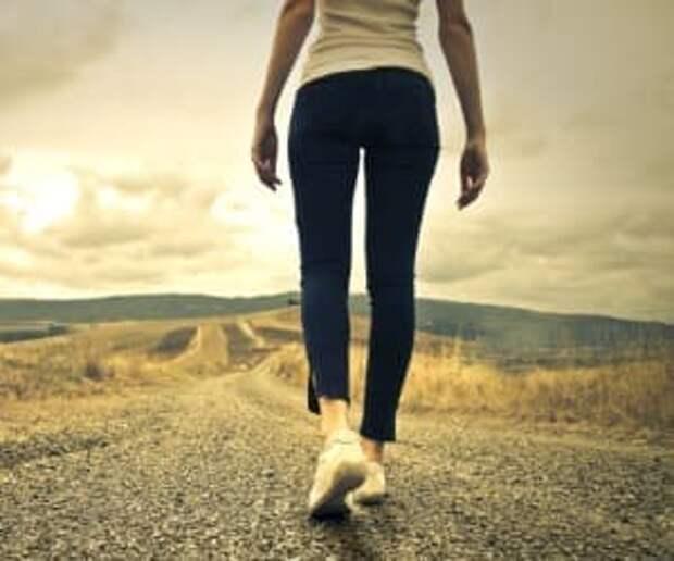 Преимущества ходьбы пешком