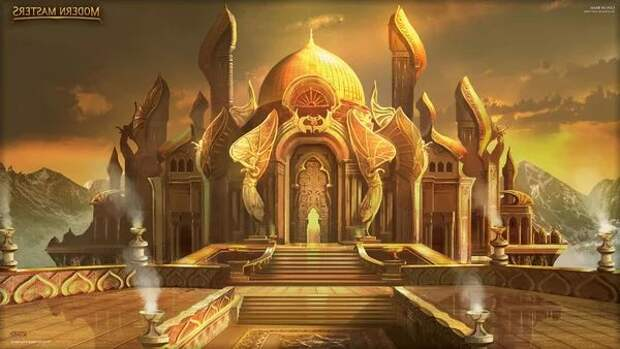 Некрополис - золотой город мертвых