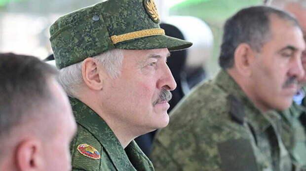 Военные учения «Запад-2021» демонстрируют, что за спиной Минска стоит Москва